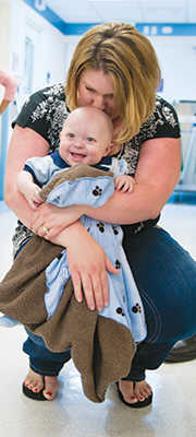 A Baby Born with Cancer Inspires Other Kids Battling Cancer | News