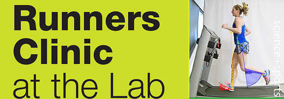 Runners Clinic at the Lab