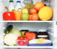 Tip-Keep good food in your fridge and you will eat good food