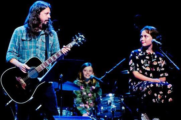 Notes & Words Rocks the Fox Theater