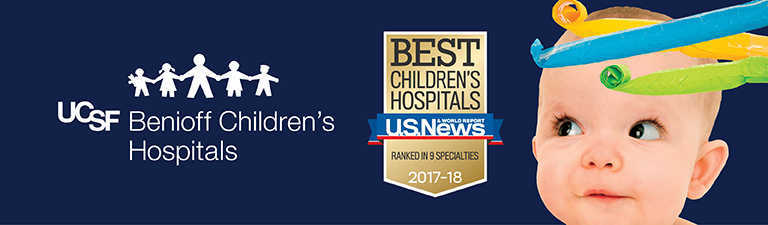 US News & World Reports ranks UCSF Benioff Children's Hospitals among nation's best.