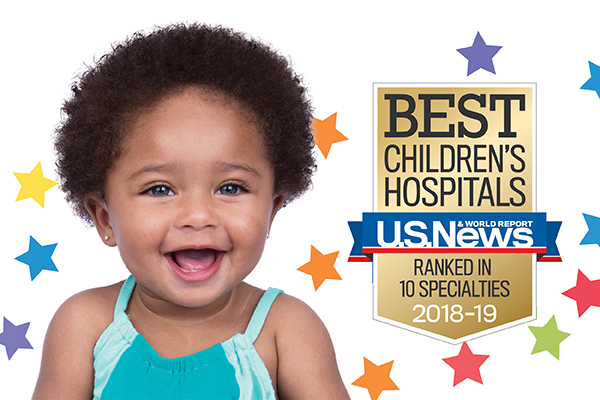 6ab755d0ab0d US News   World Report Ranks UCSF Benioff Children s Hospitals Among  Nation s Best